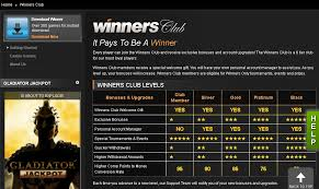 casino winners club