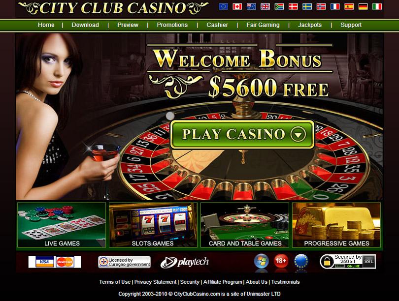 Club World Casinos Ltd