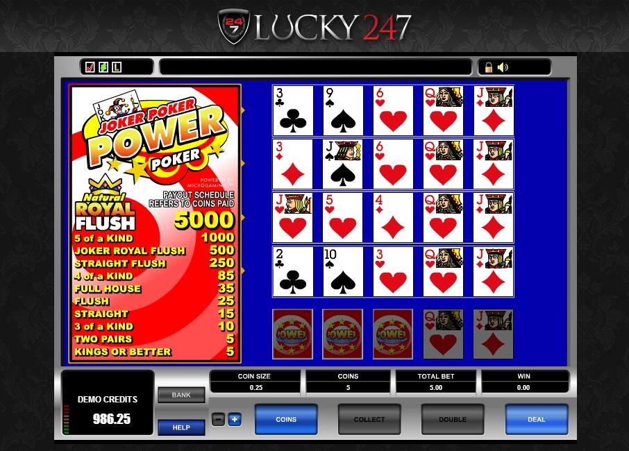 Lucky247 Online Casino